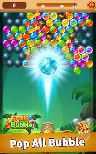 Shoot Bubble 2 - Fruit Apkfinish screenshots 2