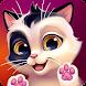 Catapolis- ねこ ⋆ 猫ゲーム アプリ| 私の仮想たまごっち - Androidアプリ