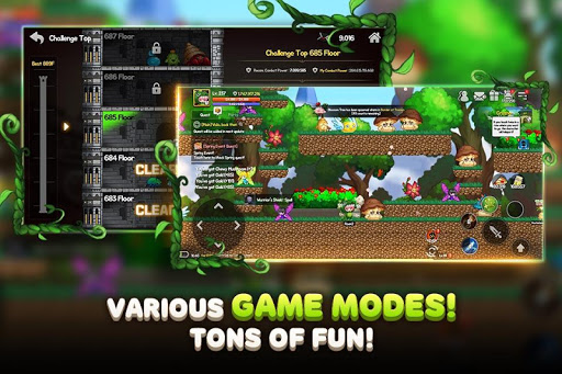 Roem - Pixel Dungeon Raid screenshots 5