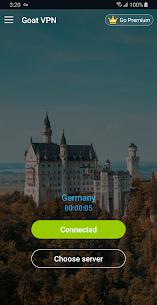 Goat VPN Mod Apk (VIP Activated) Unlimited Secure VPN 6