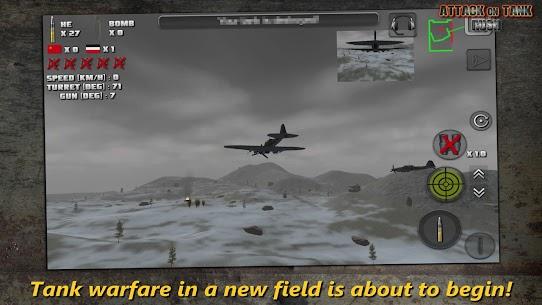 Attack on Tank: Rush v3.5.1 MOD (Money/Gold) APK 3
