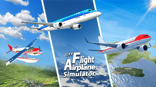 Airplane Pilot Flight Simulator New Airplane Games  Screenshots 8