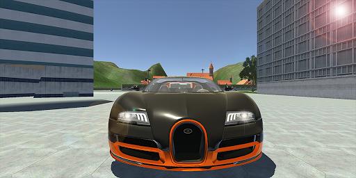 veyron drift simulator: car games racing 3d-city screenshot 2