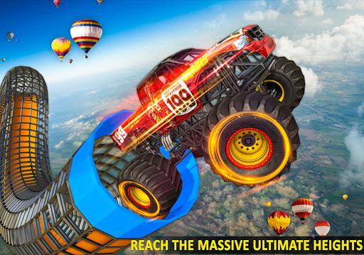Ramp Monster Truck Stunts:New Racing Games 2.1 screenshots 16