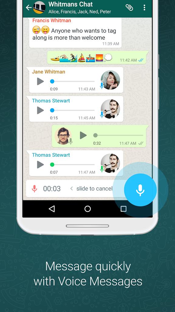 Whatsapp Einstellungen Android