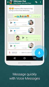 WhatsApp Messenger Apk for Android 4