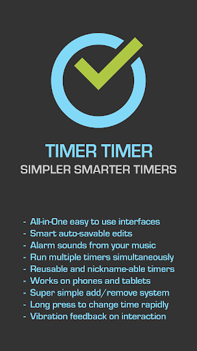 Timer Timer - Multi Timer For PC Windows (7, 8, 10, 10X) & Mac Computer Image Number- 5