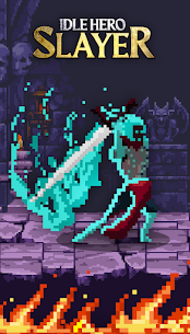 Idle Hero Slayer – Fantasy Pixel Dungeon Survival Mod Apk 1.0.06 5