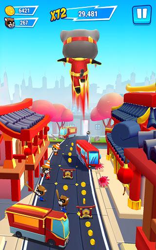 Talking Tom Hero Dash - Run Game 2.2.1.1300 screenshots 17