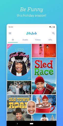 JibJab screen 1