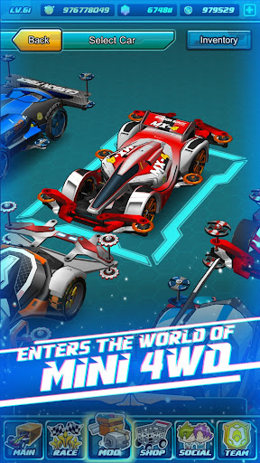 Mini Legend - Mini 4WD Simulation Racing Game 2.4.4 screenshots 3