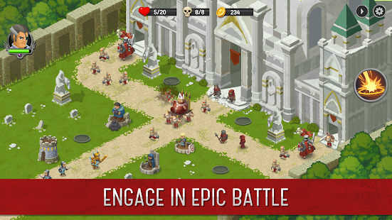 Tower Defense: New Realm TD Unlimited Money