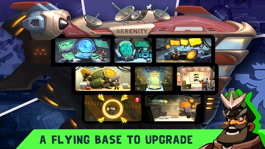 Bombastic Brothers – Top Squad.2D Action shooter. 1.5.54 4