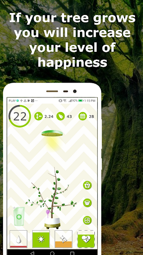 Lucky tree - plant your own tree screenshots 2