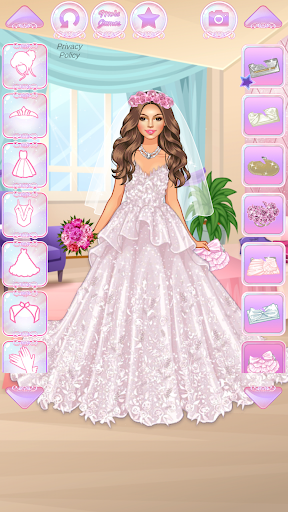 Model Wedding - Girls Games For PC Windows (7, 8, 10, 10X) & Mac Computer Image Number- 11