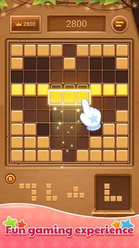 Code Triche Wood Block Puzzle - Free Sudoku Tetris Jigsaw Game (Astuce) APK MOD screenshots 5