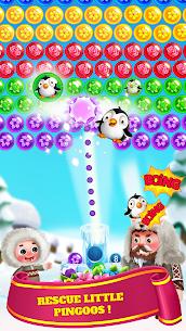 Bubble Shooter MOD APK- Flower Games (Unlimited Lives) Download 2