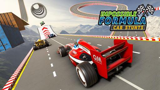 Formula Car GT Racing Stunts- Impossible Tracks 3D  Screenshots 7