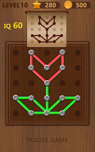 Line puzzle-Logical Practice screenshots 9