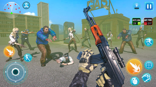 Zombie Hunter: Offline Shooting Game 3D 1.2 screenshots 1