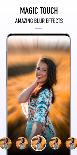 Blur Photo Editor - Blur Background of a picture 1.7 screenshots 1