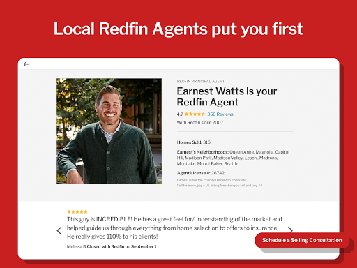 Redfin Real Estate: Search & Find Homes for Sale apktram screenshots 11