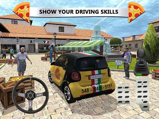 Pizza Delivery: Driving Simulator 1.6 screenshots 6