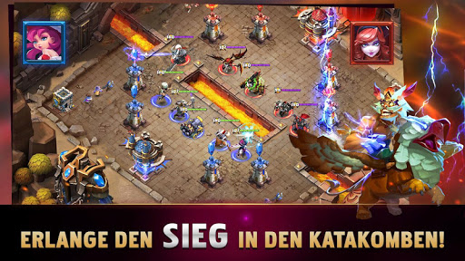 Clash of Lords 2: Ehrenkampf 1.0.224 screenshots 18