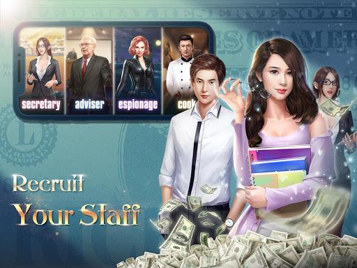 Crazy Rich Man: Sim Boss apktram screenshots 17