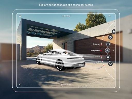 Porsche AR Visualiser 1.5.0 screenshots 10