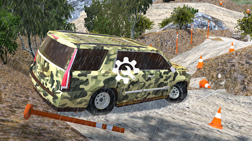 Car Simulator Escalade Driving 1.2 screenshots 8