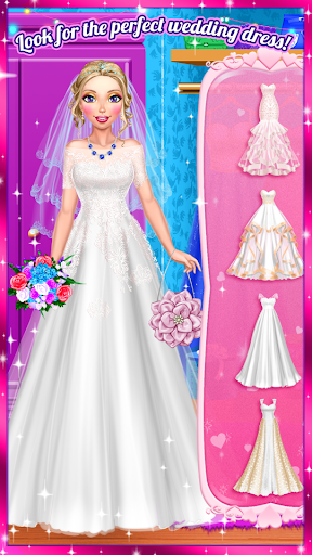 Blondie Bride Perfect Wedding  screenshots 5