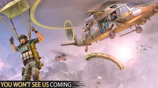 Mountain Assault Shooting 2019– Shooting Games 3D 2