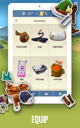 Howrse - free horse breeding farm game 4.1.6 screenshots 19