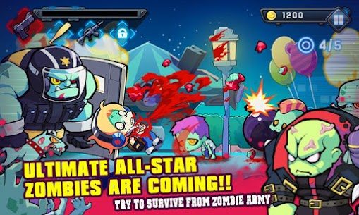 Zombie Zombie Hack for iOS and Android 1