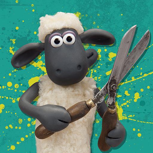Shaun the Sheep Top Knot Salon For PC Windows (7, 8, 10 and 10x) & Mac Computer