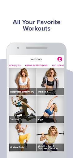 Jillian Michaels: The Fitness App  screen 2