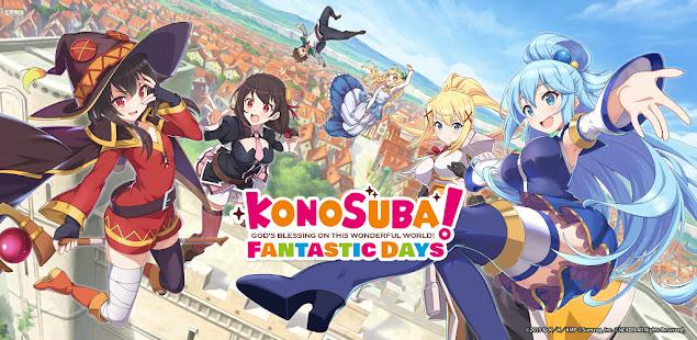konosuba: fantastic days hack