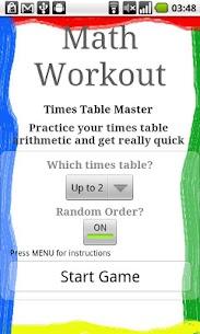 Math Workout Apk Download 5