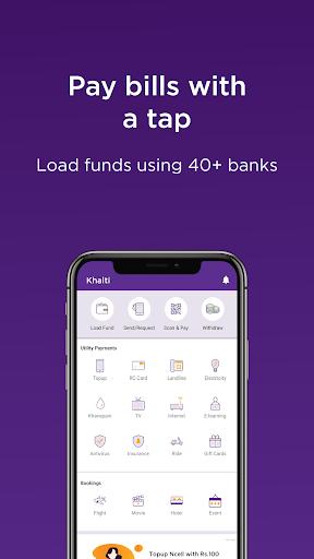 Khalti Digital Wallet (Nepal)  screenshots 1