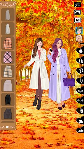 Autumn fashion game for girls 7.2 screenshots 20