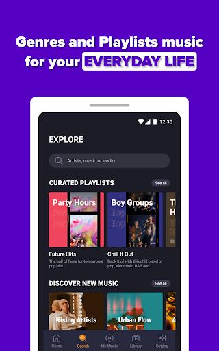 Free Music Streaming: Trending for Tube Music Song  screenshots 19