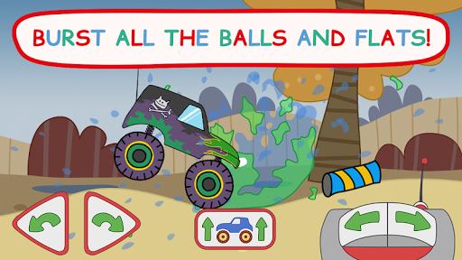 Kid-E-Cats: Kids racing. Monster Truck 1.1.5 screenshots 5