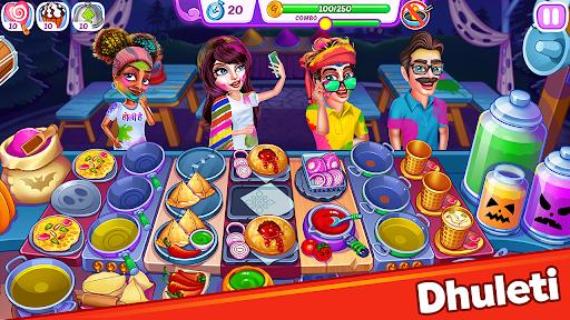 Halloween Madness : Chef Restaurant Cooking Games  screenshots 12
