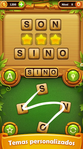 Palabra Encontrar - juegos de palabras 1.5 screenshots 14