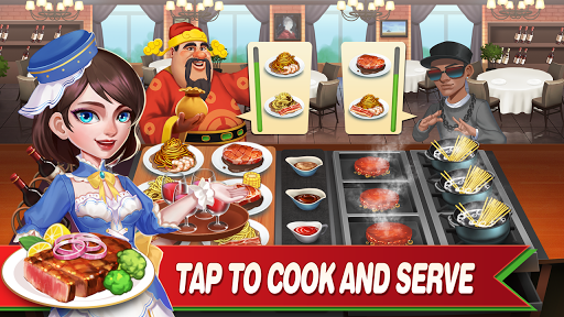 Happy Cooking 2: Fever Cooking Games 2.2.9 de.gamequotes.net 3