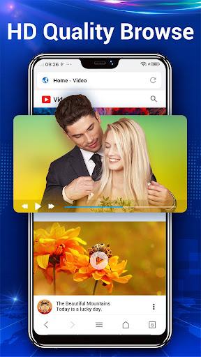 Web Browser & Web Explorer android2mod screenshots 3