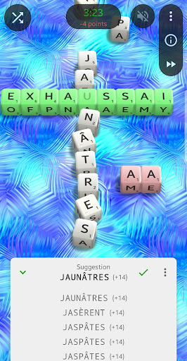 WordMix - a living crossword puzzle  screenshots 4
