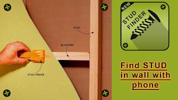Stud finder & metal detector free
