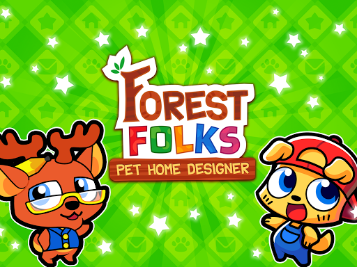 Forest Folks - Cute Pet Home Design Game 1.0.5 Screenshots 15